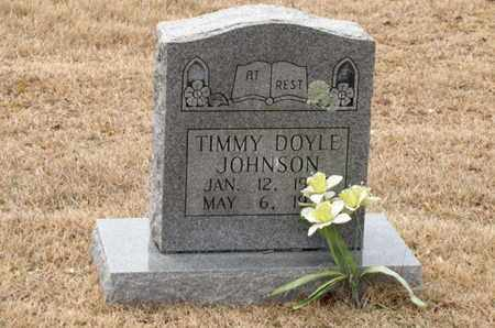 JOHNSON, TIMMY DOYLE - Blount County, Tennessee | TIMMY DOYLE JOHNSON - Tennessee Gravestone Photos