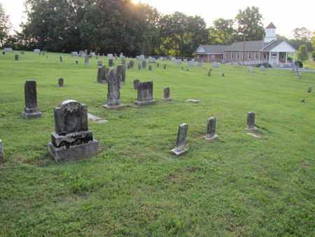 *LOGANS CHAPEL OVERVIEW,  - Blount County, Tennessee |  *LOGANS CHAPEL OVERVIEW - Tennessee Gravestone Photos