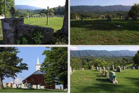 *MOUNTAIN VIEW OVERVIEWS,  - Blount County, Tennessee |  *MOUNTAIN VIEW OVERVIEWS - Tennessee Gravestone Photos