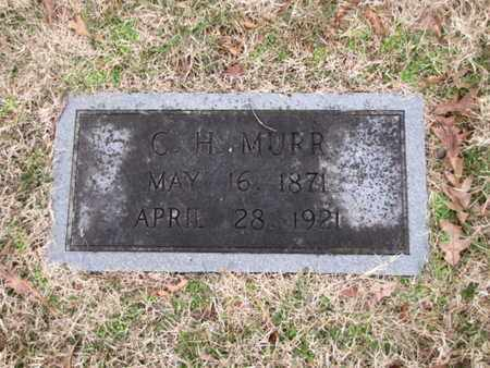 MURR, C H - Blount County, Tennessee | C H MURR - Tennessee Gravestone Photos