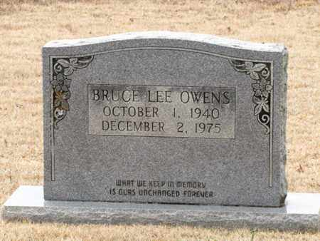 OWENS, BRUCE LEE - Blount County, Tennessee | BRUCE LEE OWENS - Tennessee Gravestone Photos