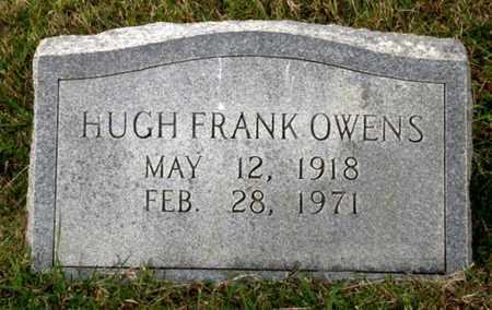 OWENS, HUGH FRANK - Blount County, Tennessee | HUGH FRANK OWENS - Tennessee Gravestone Photos