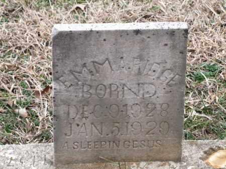 RIDGE, EMMA - Blount County, Tennessee | EMMA RIDGE - Tennessee Gravestone Photos