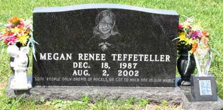 TEFFETELLER, MEGAN RENEE - Blount County, Tennessee | MEGAN RENEE TEFFETELLER - Tennessee Gravestone Photos