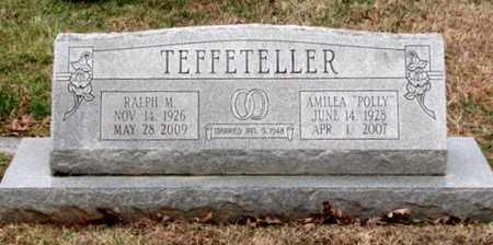 TEFFETELLER, RALPH M. - Blount County, Tennessee | RALPH M. TEFFETELLER - Tennessee Gravestone Photos