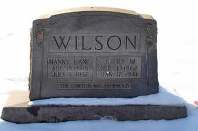 WILSON, JERRY M - Blount County, Tennessee | JERRY M WILSON - Tennessee Gravestone Photos