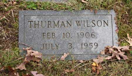 WILSON, THURMAN - Blount County, Tennessee | THURMAN WILSON - Tennessee Gravestone Photos