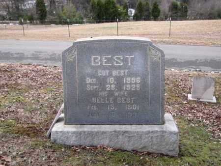 BEST, NELLIE - Blount County, Tennessee | NELLIE BEST - Tennessee Gravestone Photos