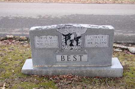 BEST, ROY M. - Blount County, Tennessee | ROY M. BEST - Tennessee Gravestone Photos