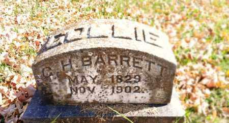 BARRETT, COLLIE H. - Bradley County, Tennessee | COLLIE H. BARRETT - Tennessee Gravestone Photos