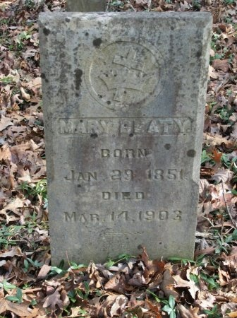 BEATY, MARY BUSH - Bradley County, Tennessee | MARY BUSH BEATY - Tennessee Gravestone Photos