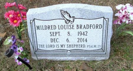 BRADFORD, MILDRED LOUISE - Bradley County, Tennessee | MILDRED LOUISE BRADFORD - Tennessee Gravestone Photos