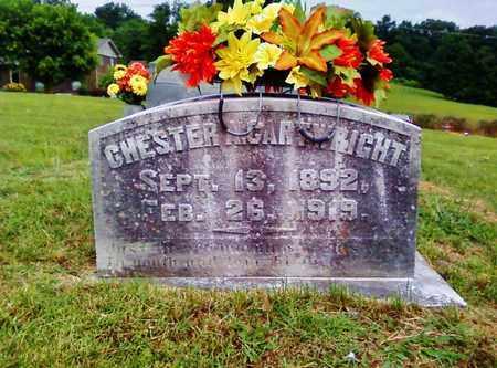CARTWRIGHT, CHESTER ALLEN - Bradley County, Tennessee   CHESTER ALLEN CARTWRIGHT - Tennessee Gravestone Photos