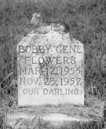 FLOWERS, BOBBY GENE - Bradley County, Tennessee | BOBBY GENE FLOWERS - Tennessee Gravestone Photos