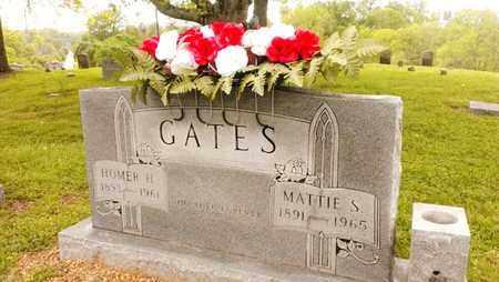 GATES, HOMER HENRY - Bradley County, Tennessee | HOMER HENRY GATES - Tennessee Gravestone Photos