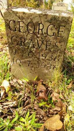 GRAVES, GEORGE - Bradley County, Tennessee | GEORGE GRAVES - Tennessee Gravestone Photos