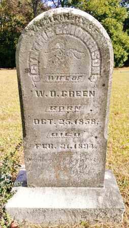 MORRISON GREEN, CYNTHIE E. - Bradley County, Tennessee   CYNTHIE E. MORRISON GREEN - Tennessee Gravestone Photos