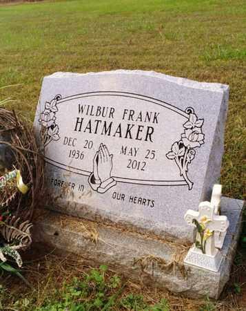 HATMAKER, WILBUR FRANK - Bradley County, Tennessee | WILBUR FRANK HATMAKER - Tennessee Gravestone Photos