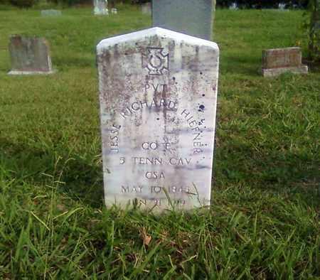 HIEFNER  (VETERAN CSA), JESSE RICHARD - Bradley County, Tennessee | JESSE RICHARD HIEFNER  (VETERAN CSA) - Tennessee Gravestone Photos