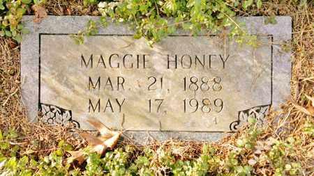 HONEY, MAGGIE - Bradley County, Tennessee   MAGGIE HONEY - Tennessee Gravestone Photos