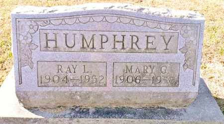 HUMPHREY, MARY GERTRUDE - Bradley County, Tennessee | MARY GERTRUDE HUMPHREY - Tennessee Gravestone Photos