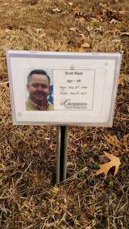 HUNT (FHM), SCOTT - Bradley County, Tennessee | SCOTT HUNT (FHM) - Tennessee Gravestone Photos