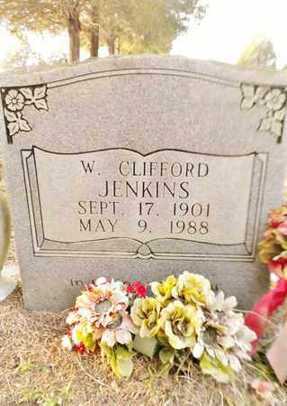 JENKINS, WILLIAM CLIFFORD - Bradley County, Tennessee | WILLIAM CLIFFORD JENKINS - Tennessee Gravestone Photos