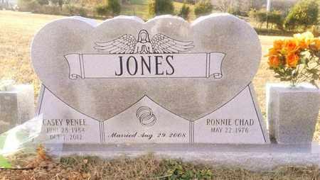 JONES, CASEY RENEE - Bradley County, Tennessee | CASEY RENEE JONES - Tennessee Gravestone Photos