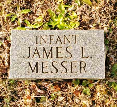 MESSER, JAMES LINCOLN - Bradley County, Tennessee | JAMES LINCOLN MESSER - Tennessee Gravestone Photos