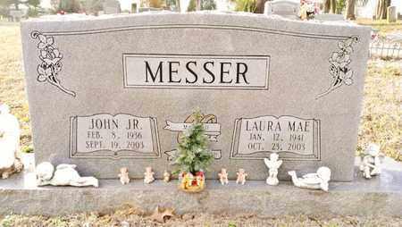 MESSER, LAURA MAE - Bradley County, Tennessee | LAURA MAE MESSER - Tennessee Gravestone Photos