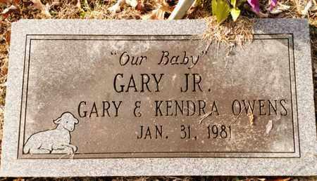 OWENS JR, GARY - Bradley County, Tennessee | GARY OWENS JR - Tennessee Gravestone Photos