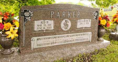 PARKER, AUD H. - Bradley County, Tennessee   AUD H. PARKER - Tennessee Gravestone Photos