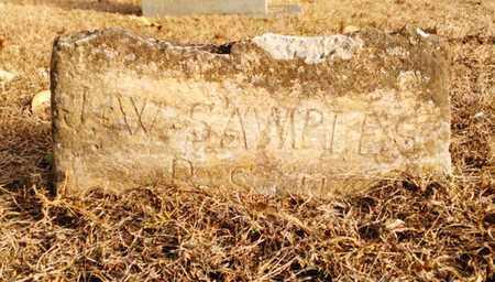 SAMPLES, J.W. - Bradley County, Tennessee | J.W. SAMPLES - Tennessee Gravestone Photos