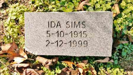 BLEDSOE SIMS, IDA - Bradley County, Tennessee   IDA BLEDSOE SIMS - Tennessee Gravestone Photos
