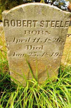 STEELE, ROBERT - Bradley County, Tennessee   ROBERT STEELE - Tennessee Gravestone Photos