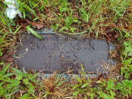 AYERS, EVA - Campbell County, Tennessee | EVA AYERS - Tennessee Gravestone Photos