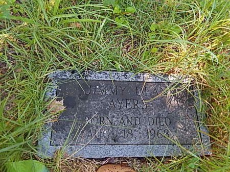 AYERS, JIMMY DEAN - Campbell County, Tennessee | JIMMY DEAN AYERS - Tennessee Gravestone Photos