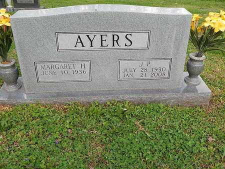 AYERS, J P - Campbell County, Tennessee | J P AYERS - Tennessee Gravestone Photos