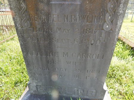 BOWLING, JOEL (REVEREND) - Campbell County, Tennessee | JOEL (REVEREND) BOWLING - Tennessee Gravestone Photos