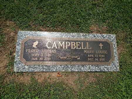 CAMPBELL, FLOYD THOMAS - Campbell County, Tennessee | FLOYD THOMAS CAMPBELL - Tennessee Gravestone Photos