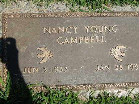 CAMPBELL, NANCY - Campbell County, Tennessee | NANCY CAMPBELL - Tennessee Gravestone Photos