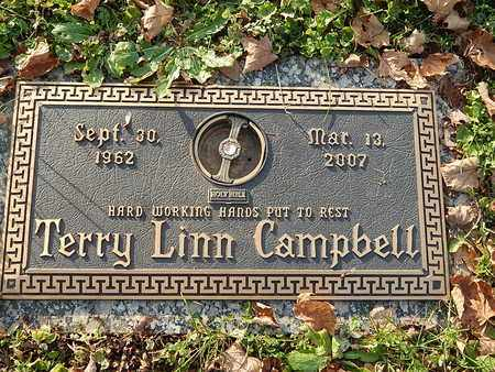 CAMPBELL, TERRY LINN - Campbell County, Tennessee | TERRY LINN CAMPBELL - Tennessee Gravestone Photos