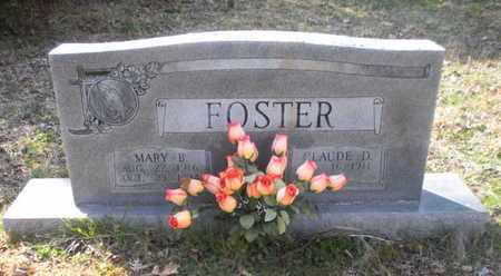FOSTER, MARY B - Campbell County, Tennessee | MARY B FOSTER - Tennessee Gravestone Photos