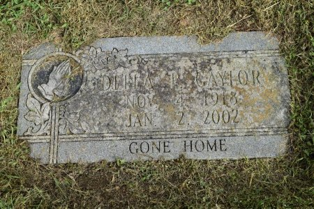 GAYLOR, DELLA P - Campbell County, Tennessee | DELLA P GAYLOR - Tennessee Gravestone Photos