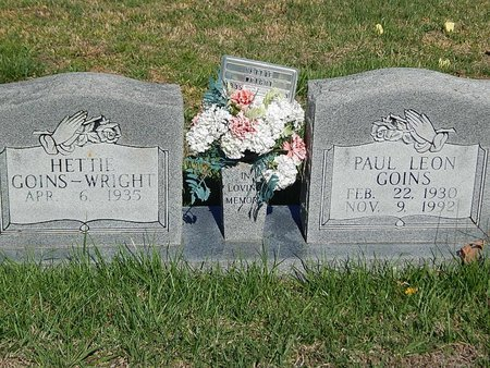 GOINS, PAUL LEON - Campbell County, Tennessee | PAUL LEON GOINS - Tennessee Gravestone Photos