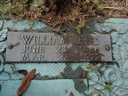 GOINS, WILLIAM EDD (CLOSE-UP) - Campbell County, Tennessee | WILLIAM EDD (CLOSE-UP) GOINS - Tennessee Gravestone Photos