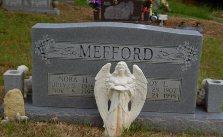 MEFFORD, ROY L - Campbell County, Tennessee | ROY L MEFFORD - Tennessee Gravestone Photos