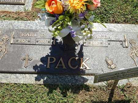 PACK, WANDA - Campbell County, Tennessee | WANDA PACK - Tennessee Gravestone Photos