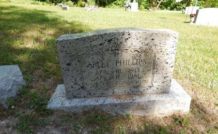 PHILLIPS, ARLEY - Campbell County, Tennessee | ARLEY PHILLIPS - Tennessee Gravestone Photos