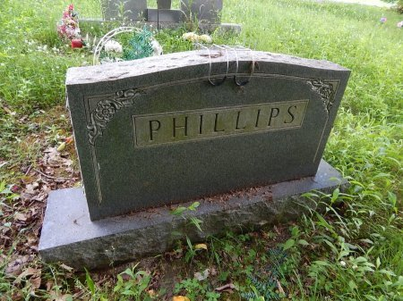 PHILLIPS, FAMILY MARKER - Campbell County, Tennessee | FAMILY MARKER PHILLIPS - Tennessee Gravestone Photos